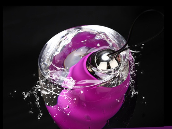 máy rung âm vật điều khiển từ xa không thấm nước