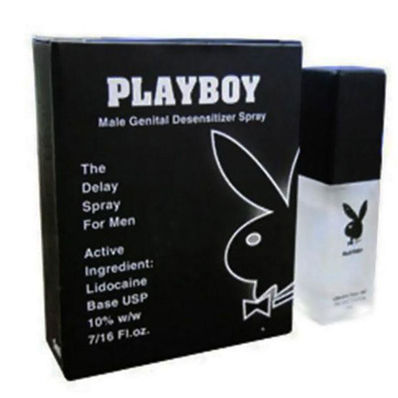 Thuốc xịt kéo dài thời gian quan hệ Playboy 5ml